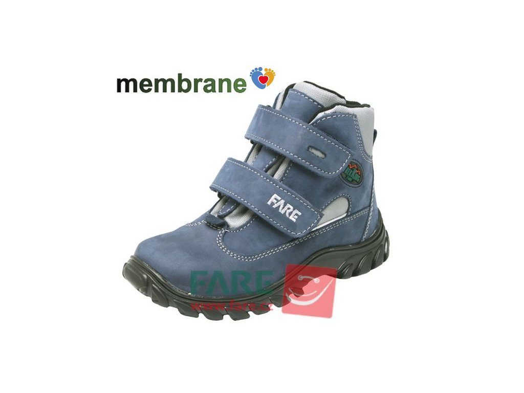 Detská treková obuv FARE 827202