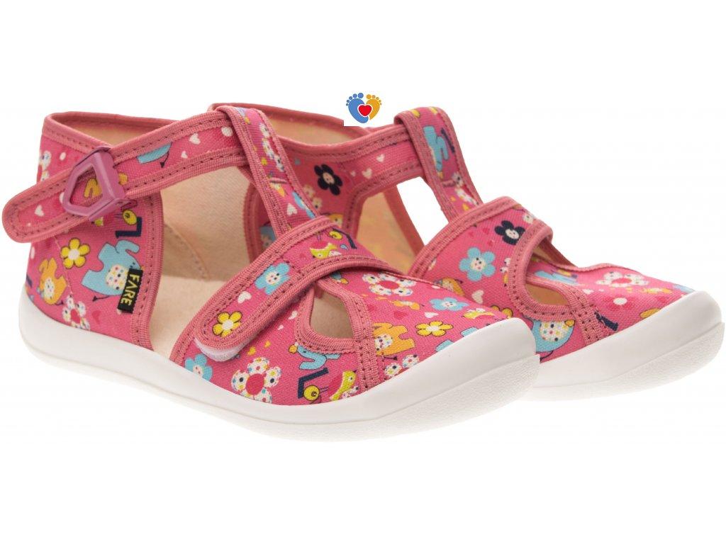 Detské papuče FARE 4119442