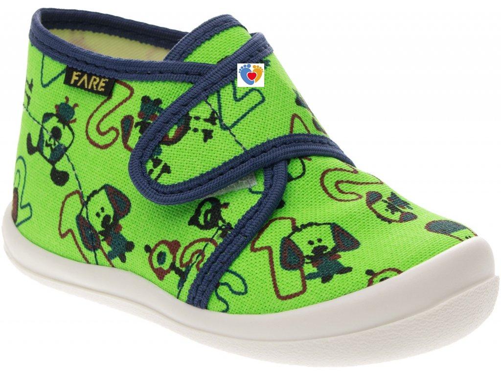 Detské papuče FARE 4012409