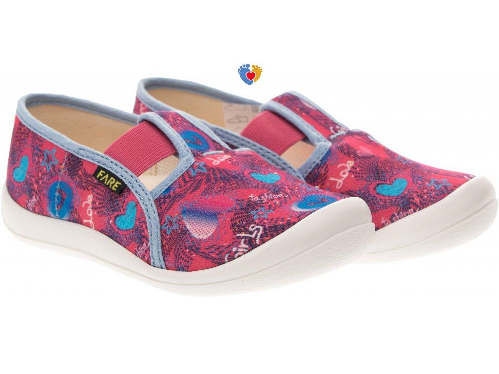 Detské papuče FARE 4111448