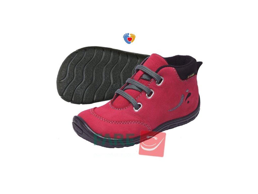 Detské barefoot topánky FARE BARE 5121242
