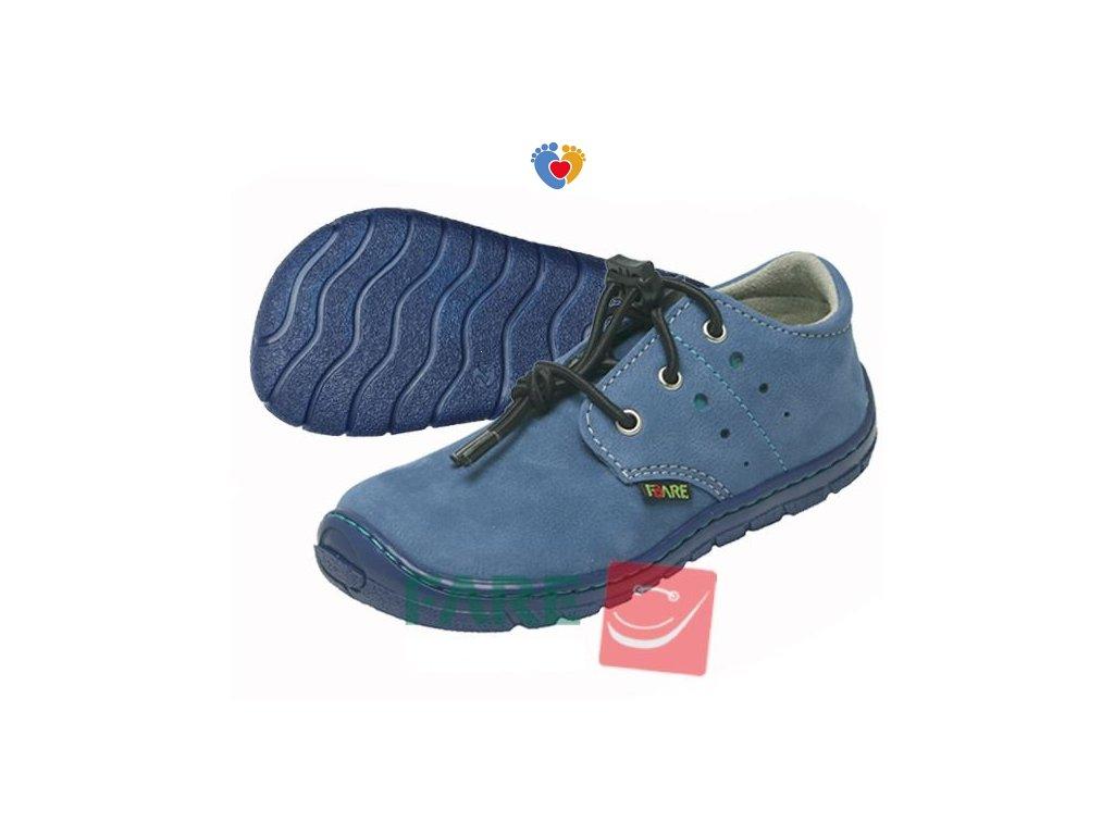 Detské celoročné barefoot topánky FARE BARE 5113202
