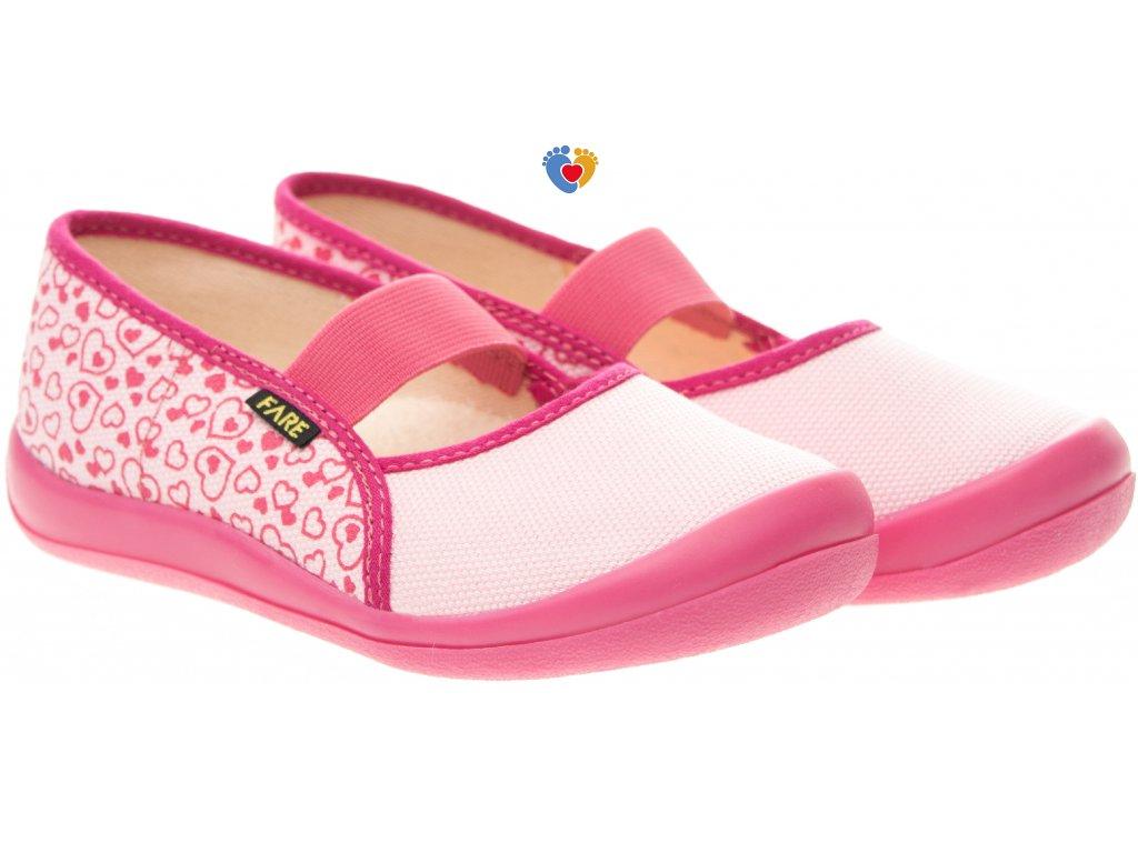 Detské papuče FARE 4116453