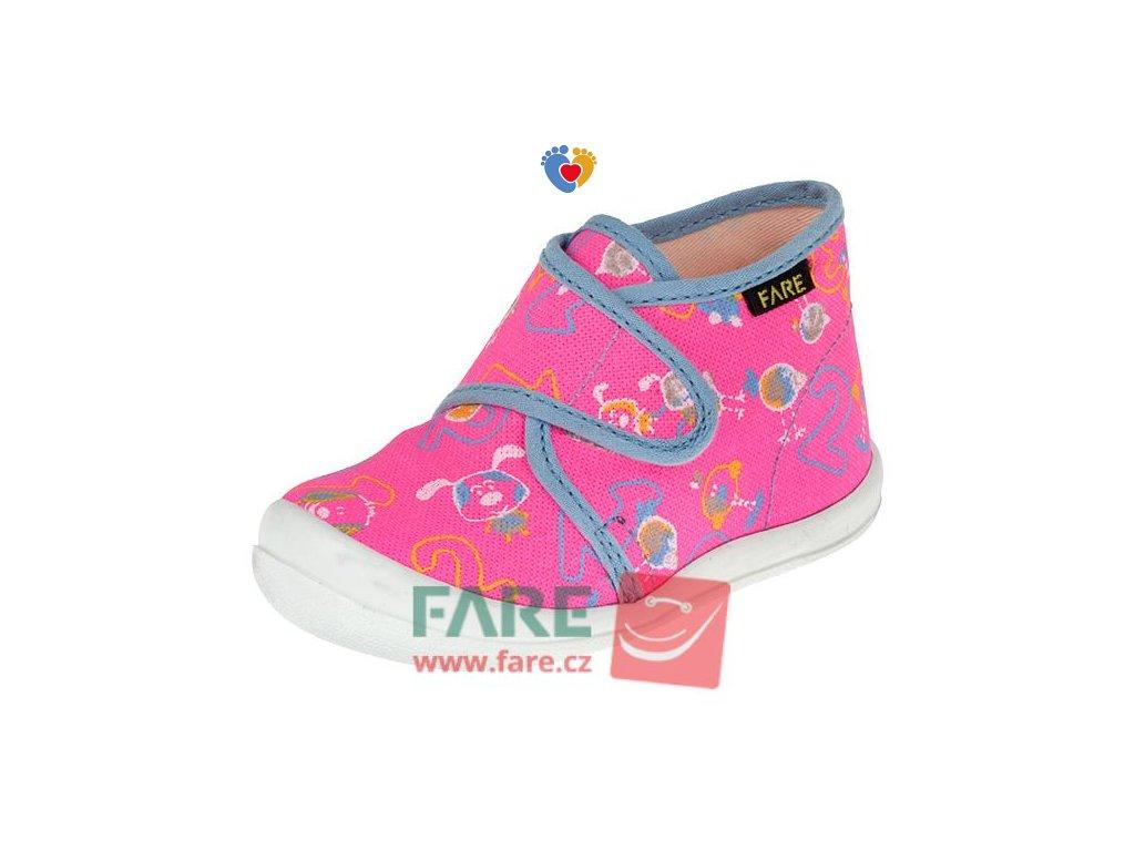 Detské papuče FARE 4012448