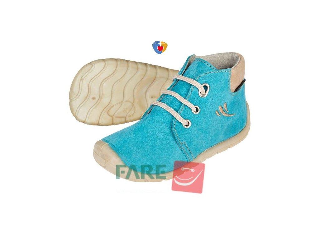 Detské barefoot obuv FARE BARE 5021201