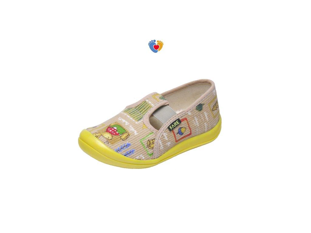 deaecb6232 Detské papuče RAK 100014-3 M - Centrum zdravých nôh