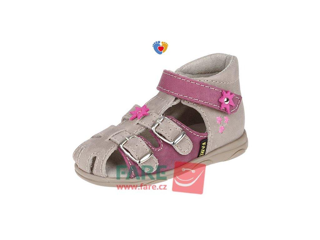 Detské sandálky FARE 568171