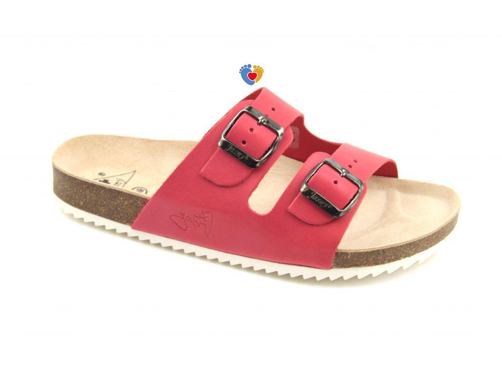 JASNY ortopedická obuv CLASSIC 2002/PR2 červená