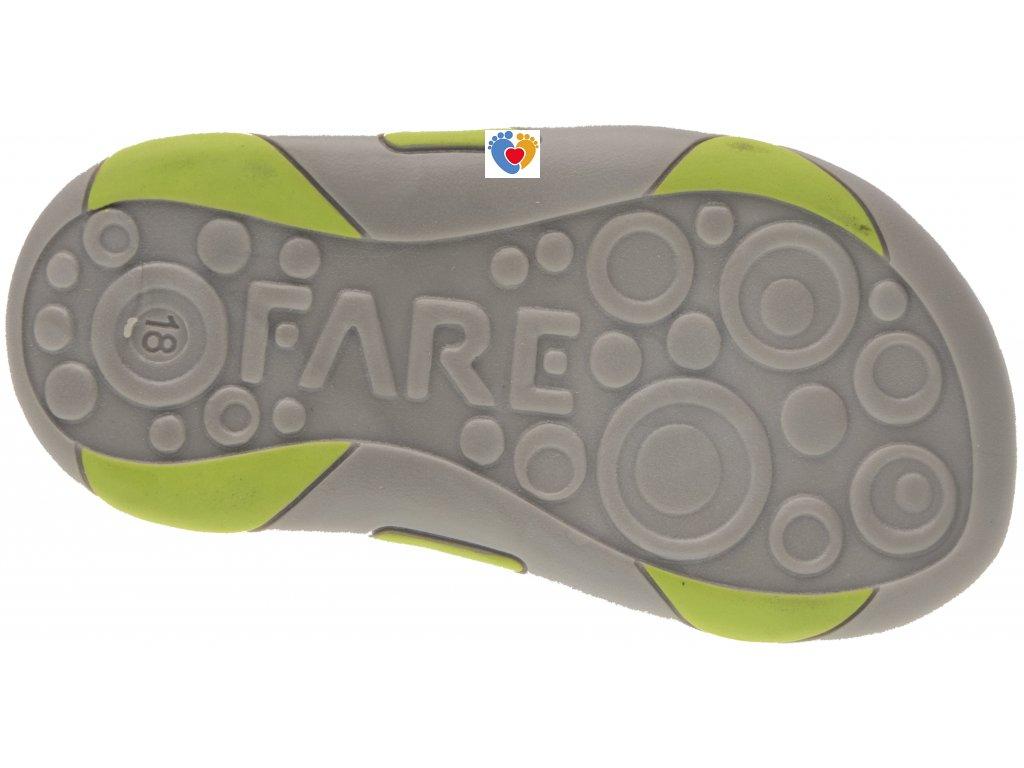 FARE zdravotná obuv 562162
