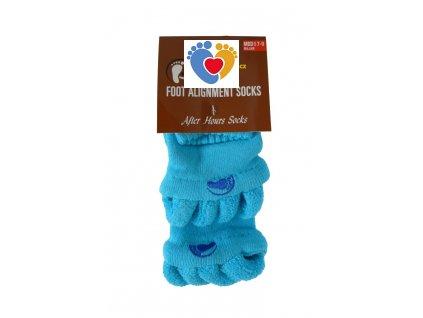 Adjustačné ponožky® BLUE