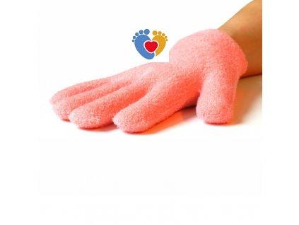 LUVAS - gelové hydratačné rukavice