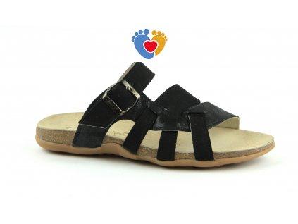 JASNY zdravotná obuv GABRIELLE čierne