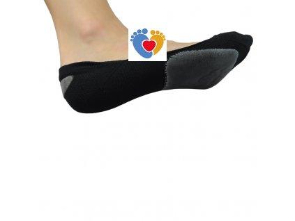 NUBE - anti-tlakové ponožky s gélom
