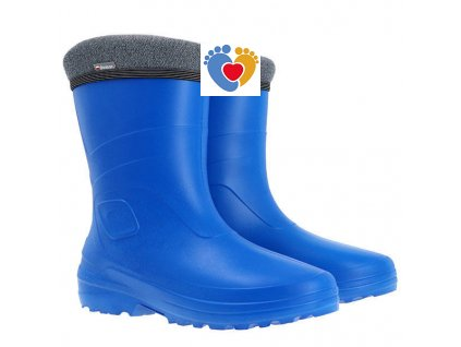 Dámske gumáky DEMAR LUCY A blue 0225