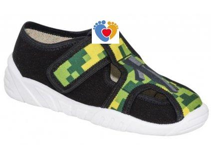 524 bighorn detska textilni obuv alex 5019 a
