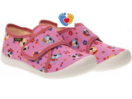 Detské papuče FARE 4115448