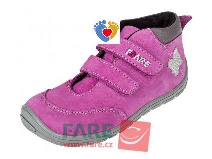 Detské barefoot topánky FARE BARE B5421252