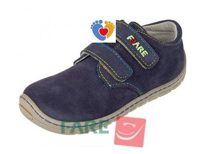 Detské barefoot topánky FARE BARE B5413203
