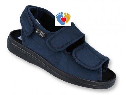 Terapeutická obuv Dr.Orto OR676D003