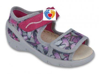 BEFADO dievčenské sandále SUNNY 433X029