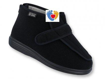 Terapeutická obuv zimná  Dr.Orto 987D002