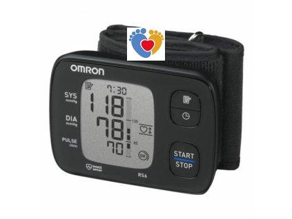 Tlakomer OMRON RS6