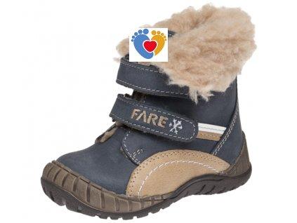 Detská zimná obuv FARE 2146101