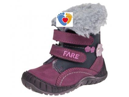 Detská zimná obuv FARE 2146193