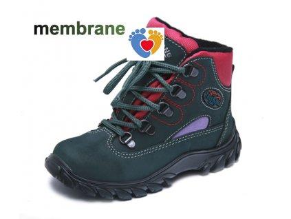 Detská treková obuv FARE 827253