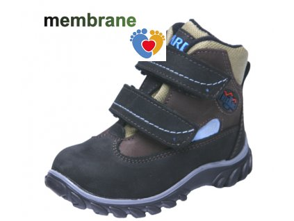 Detská treková obuv FARE 827213