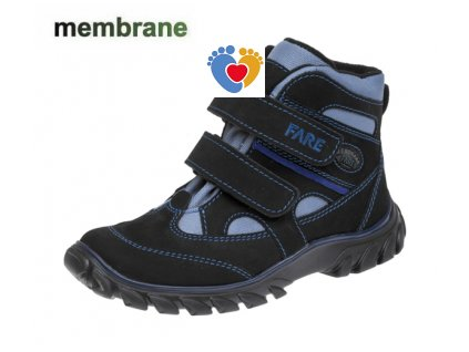 Detská treková obuv FARE 2624213