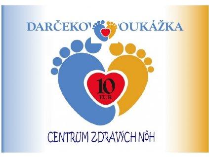 darcekovy poukaz centrum zdravych noh 001