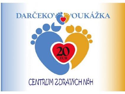 darcekovy poukaz centrum zdravych noh 003
