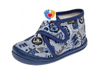 Detské papuče FARE 4012407