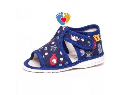 Detské papuče RAK 100014-3/M