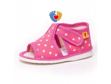Detské papuče RAK 100014-3/R