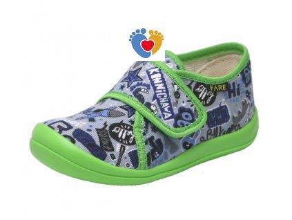 Detské papuče FARE 4115409