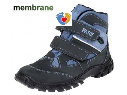 Detská treková obuv FARE 2624261