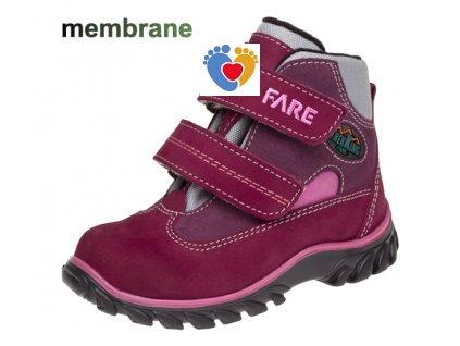 Detská treková obuv FARE 827294