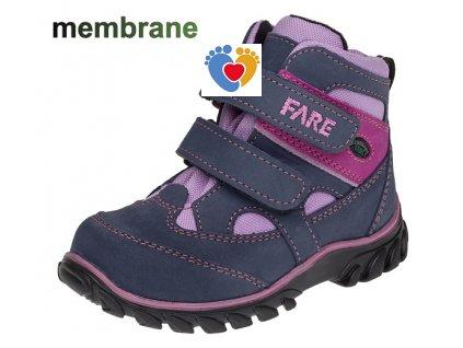 Detská treková obuv FARE 826253