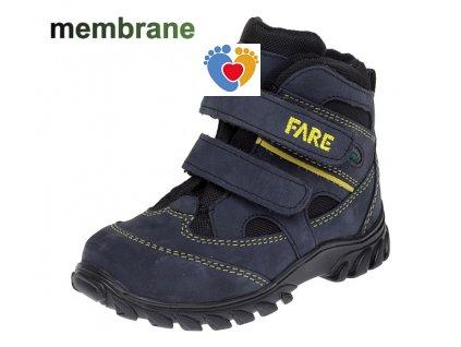 Detská treková obuv FARE 826205