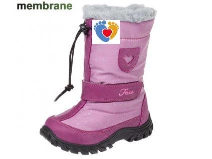 Detská zimná obuv FARE 4742454