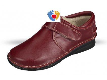 Celoročná obuv JULEX_orto 1001