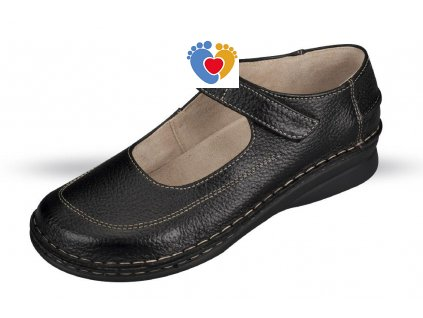 Celoročná obuv JULEX_ORTO 1002
