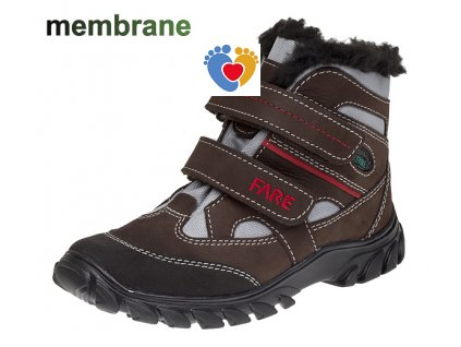 Detská zimná obuv FARE 2644221