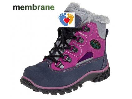 Detská zimná obuv FARE 847292