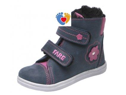 Detská zimná obuv FARE 2149152