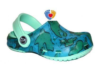 Plážová obuv BUGGA B109