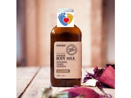 body milk jasmin grande