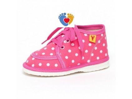 Detské papuče RAK  100016-1/RB